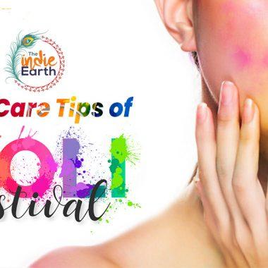 Skin Care Tips of Holi Festival