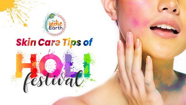 Skin-Care-Tips-of-Holi festival