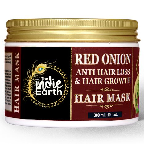 Red Onion Hair Mask