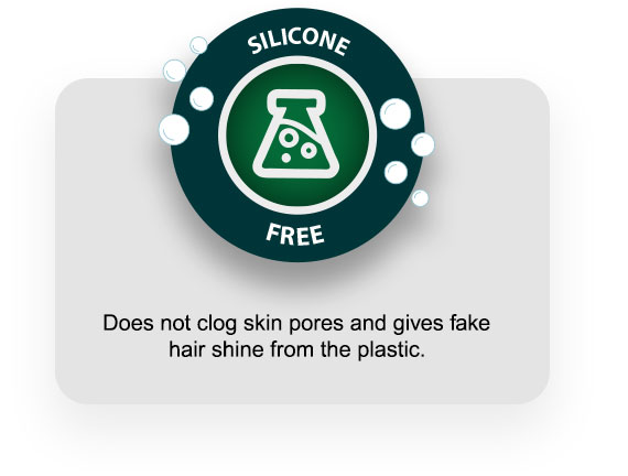 silicone-free