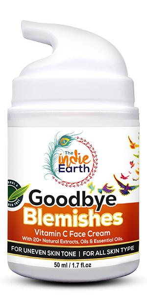 Goodbye Blemishes Vitamin C Face Cream