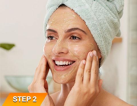 Goodbye-Blemishes-Vitamin-C-Face-Cream-Step-2