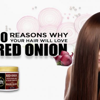 10 Reasons why your hair will love Red Onions