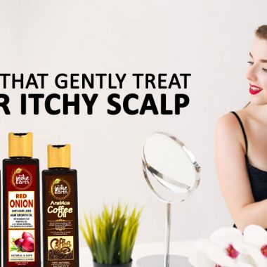 4 Oils That Gently Treat Your Itchy Scalp