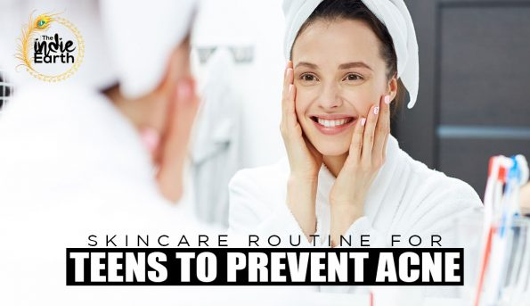Skincare-routine-for-teens-to-prevent-acne