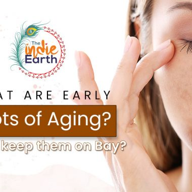 What are early spots of aging? How to keep them on Bay?