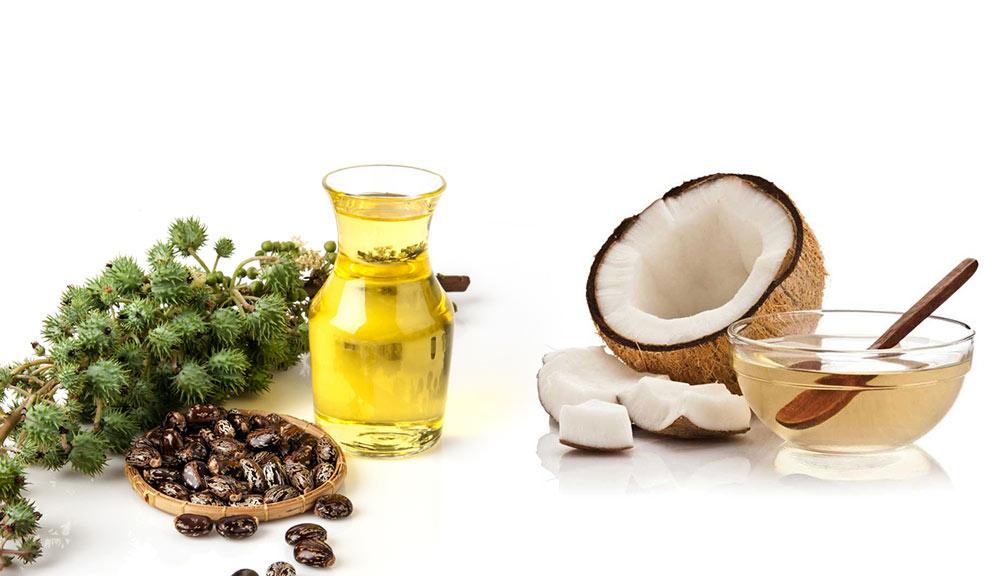 Castor-Oil-with-Coconut-Oil