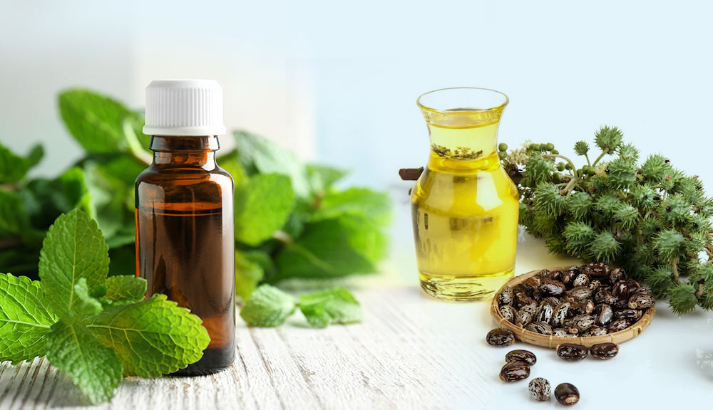 Castor-Oil-with-Peppermint-Oil