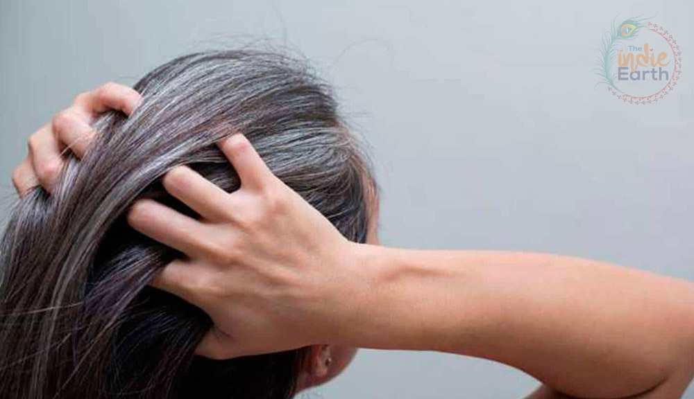 Helps to prevent greying of hair