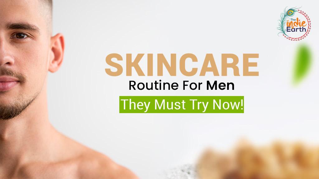 Skincare-Routine-For-Men